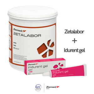 Zetalabor + Indurent gel