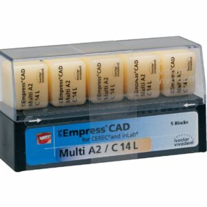 Empress CAD CEREC/inLab Multi C14L/5