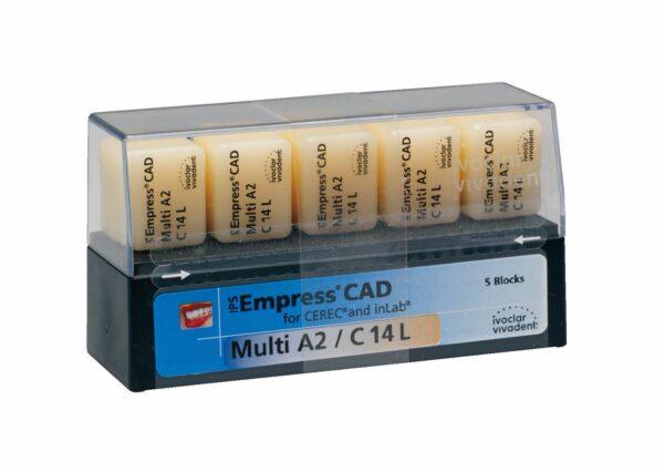 Empress CAD CEREC/inLab Multi C14L/5