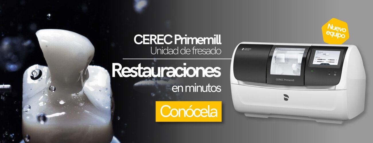 CEREC Primemill